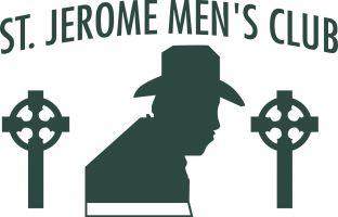 ST JEROME MENS CLUB logo